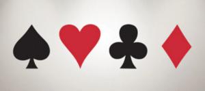 spade heart clover diamond